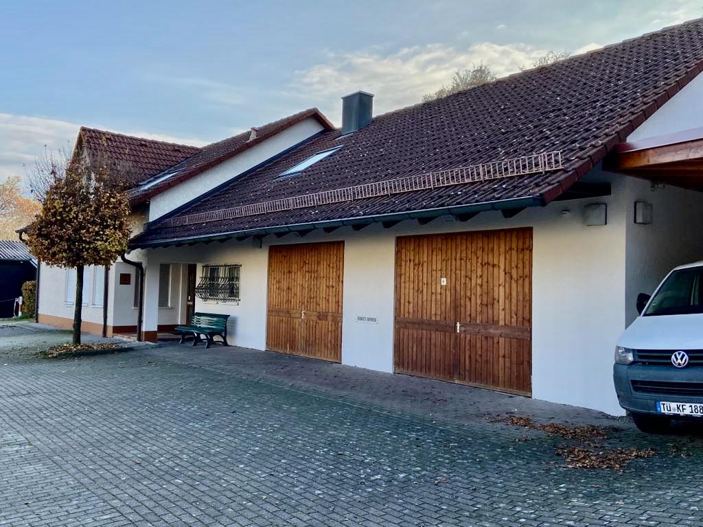 Treffpunkt: Vereinsheim